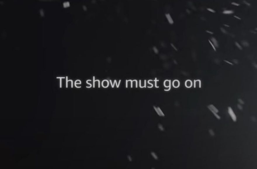 The show must go on amazon
